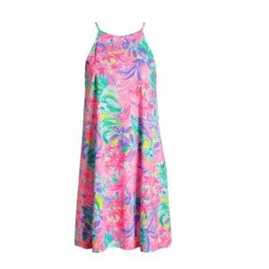 NWT Lilly Pulitzer Margot Dress It Was All A Dream
